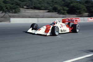 Rick Mears - Mears' 1991 Penske PC-20 Indy Car