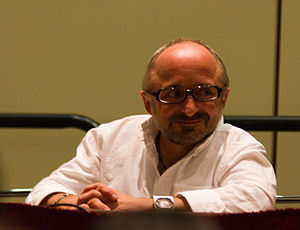 Rick Howland - Howland during a panel on Lost Girl at Fan Expo Canada in August 2011