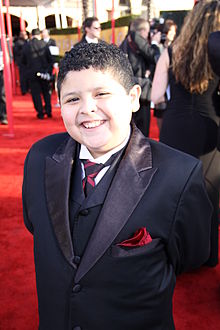 Rico Rodriguez at the 2010 SAG Awards.jpg