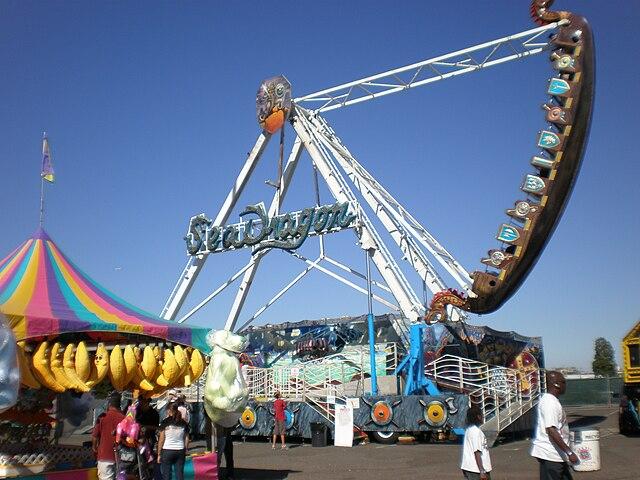 Fantasy Island Amusement Park Long Beach Island New Jersey