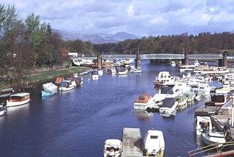 River Leven, Dunbartonshire - River Leven, Dunbartonshire
