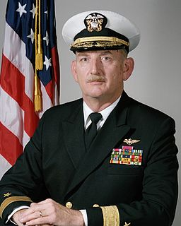 Robert L. Leuschner Jr. rear admiral in the United States Navy
