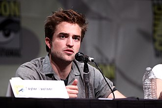 Robert Pattinson - Pattinson at the 2012 San Diego Comic-Con International
