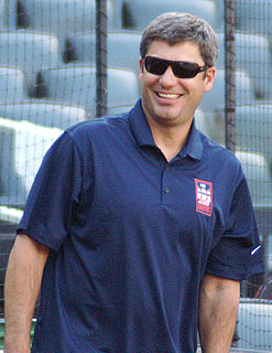 Robin Ventura baseball player and manager from the United States