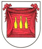 Das Wappen von Rodewisch