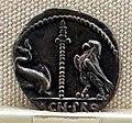Roma, repubblica, moneta di cn. pompeius magnus e terentius varro, 49 ac..JPG