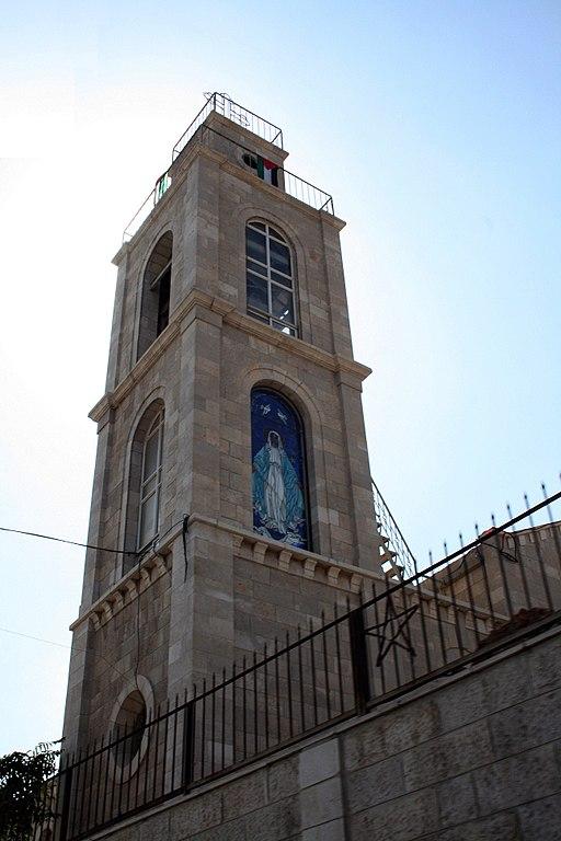 Field work on the catholic church
