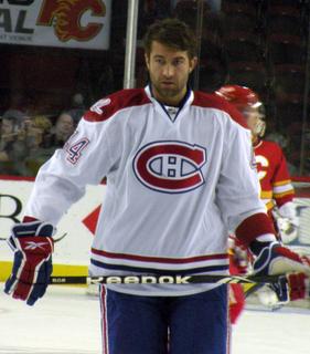 Czech ice hockey player