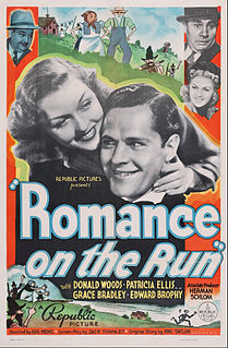 <i>Romance on the Run</i> 1938 film by Gus Meins