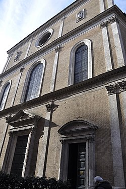 Rome Santa Maria dell'Anima gevel 10-01-2010 11-18-53.JPG