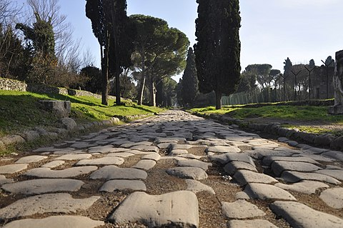 Planning a trip to Appian Way