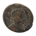 Romerskt kopparmynt, 333-335 - Skoklosters slott - 100184.tif