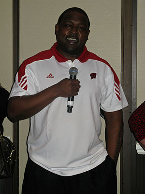 Wisconsin Badgers football statistical leaders - Ron Dayne not only holds the Wisconsin rushing yards record, but the entire NCAA rushing yards record.