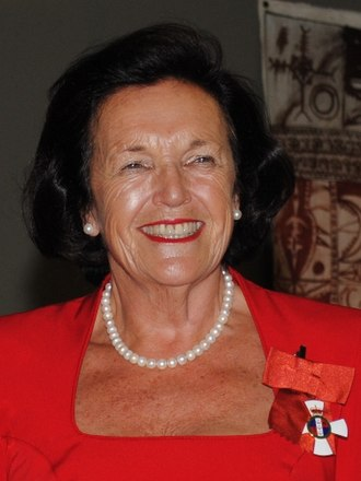 2012 New Year Honours (New Zealand) - Image: Rosanne Meo (cropped)