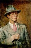 100px Rosenberg   Selfportrait HATS