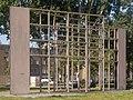 Rotterdam-Zevenkamp, sculptuur bij het Gemeente Rotterdam Robedrijf IMG 0857 2021-09-05 11.32.jpg