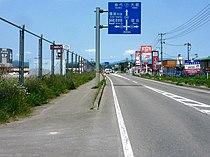 Route 105 Takanosu bypass2.jpg