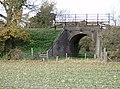 Routes under the railway - geograph.org.uk - 630347.jpg