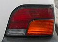 Rover 100 (Metro) rear light cluster, pre-facelift.jpg