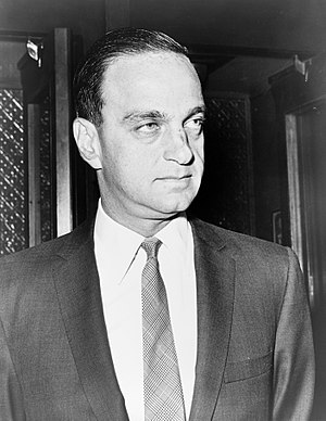Roy Cohn - Roy Cohn in 1964