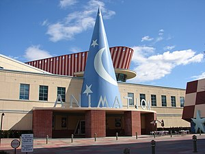 Disney Renaissance - The Roy E. Disney Animation Building, opened in 1995 as the new location for Walt Disney Animation Studios.