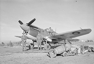 10 Squadron SAAF - Image: Royal Air Force Italy, the Balkans and South East Europe, 1942 1945. CNA2491