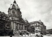 Royal Castle Budapest 1926