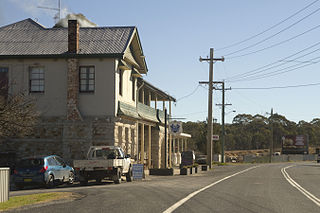 Capertee, New South Wales Town in New South Wales, Australia