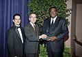 Royce West, Robert Witt at UTA Distinguished Alumni Gala (10018381).jpg