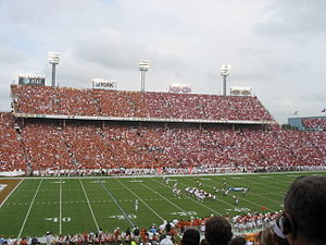 Red River Showdown - 2007 Red River Rivalry