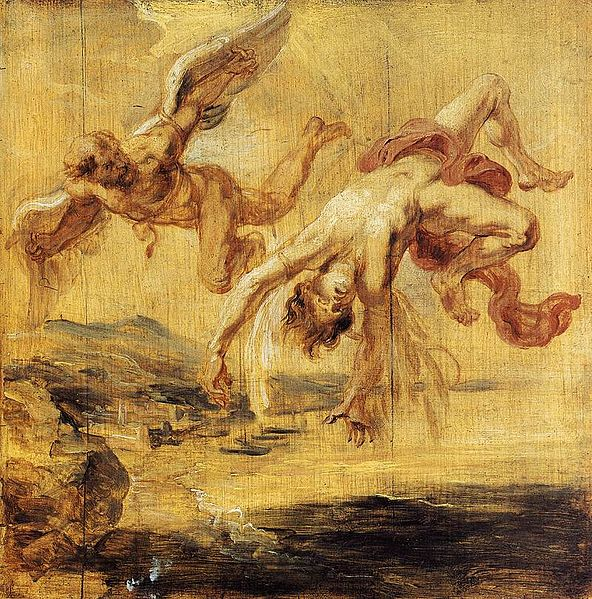 Ficheiro:Rubens, Peter Paul - The Fall of Icarus.jpg