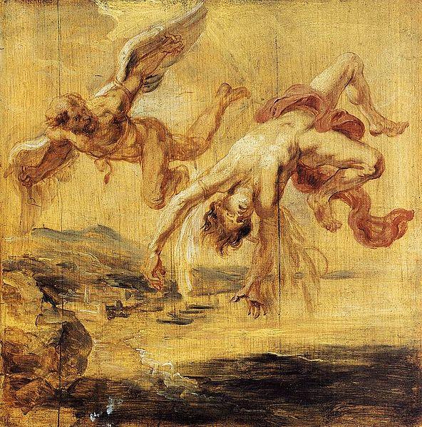 Ficheiro:Rubens, Peter Paul - The Fall of Icarus.jpg