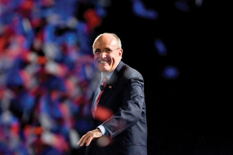Rudy Giuliani SDSU