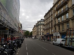 Image illustrative de l'article Rue du Havre (Paris)