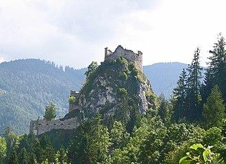 Eppenstein - Eppenstein Castle
