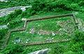 Ruined hall at Gurubhaktulakonda.jpg