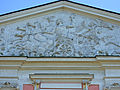Rundgang 78 - Gartenfront - Pediment.JPG