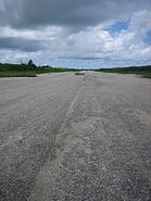 Runway Able, North Field (Tinian), 27 August 2008