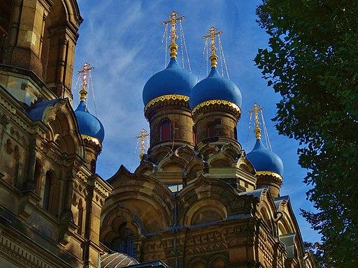 Russian Orthodox Church of Saint Simeon of the Wonderful Mountain 96941134