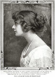 Ruth Findlay American actress