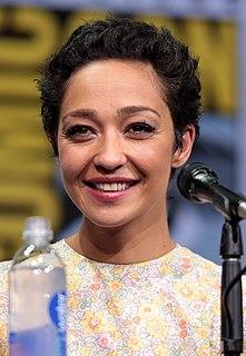 Ruth Negga Ethiopian-born Irish actress