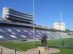 Ryan Field (stadium) - Ryan Field in November 2006