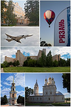 Ryazan attractions