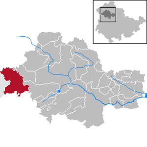 Südeichsfeld - Image: Südeichsfeld in UH