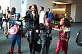SDCC 2012 - Black Widow & co (7567315920).jpg
