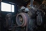 SNCB 8463 diesel locomotive engine at Baasrode-Noord train station (DSCF0533).jpg