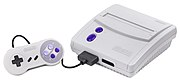 New-Style Super Nintendo Entertainment System