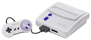 Super Nintendo Entertainment System - New-Style Super NES