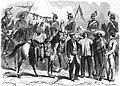 SOLDATS DE L'ARMÉE MEXICAINE. — D'après un croquis de M. Girardin, officier au 1er chasseurs d'Afrique.jpg