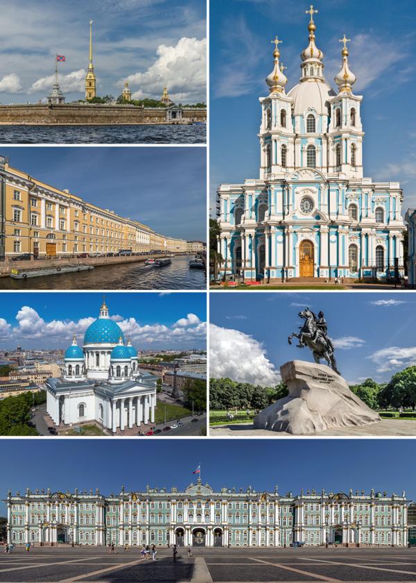 תמונות מסנקט פטרבורג